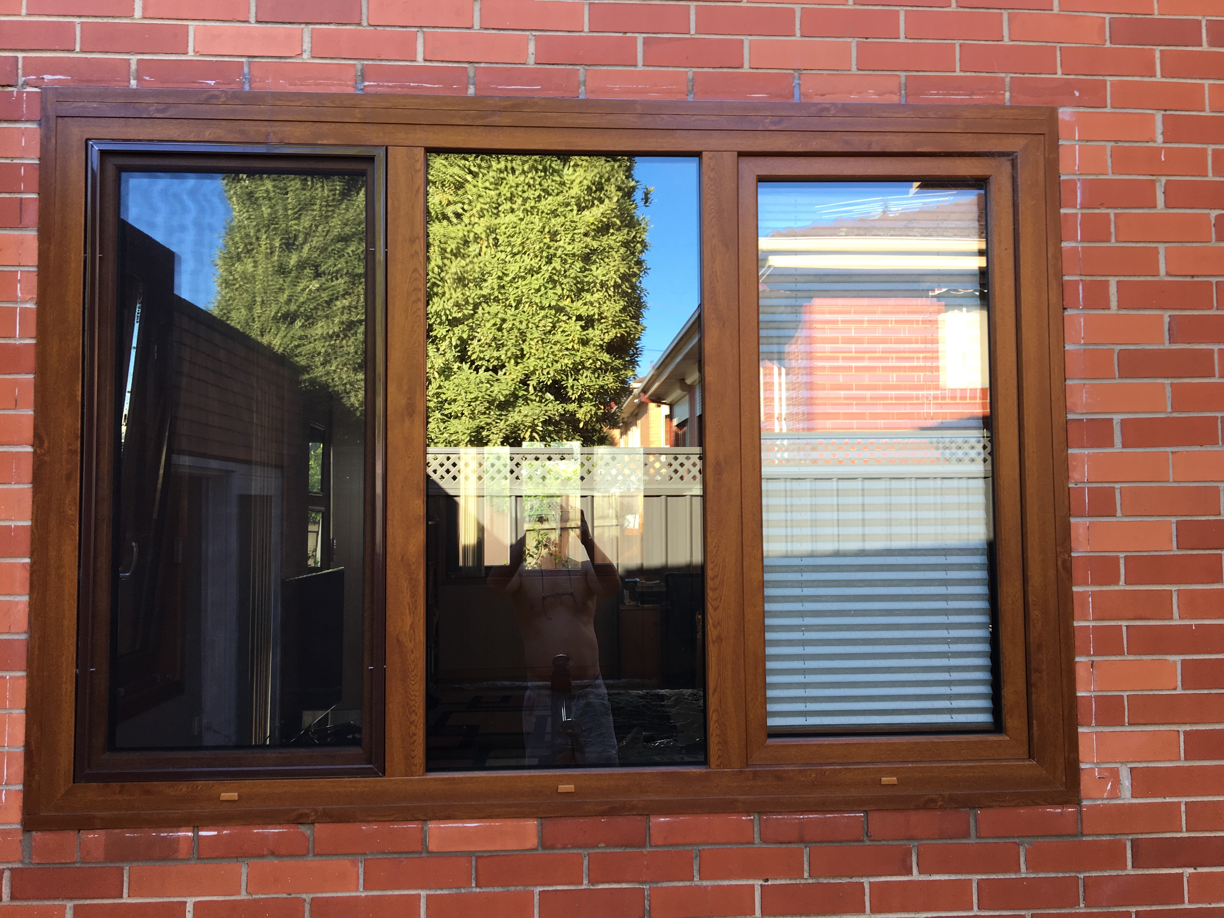 Double glazing windows installation in Cheltenham, Victoria, Australia in 2017