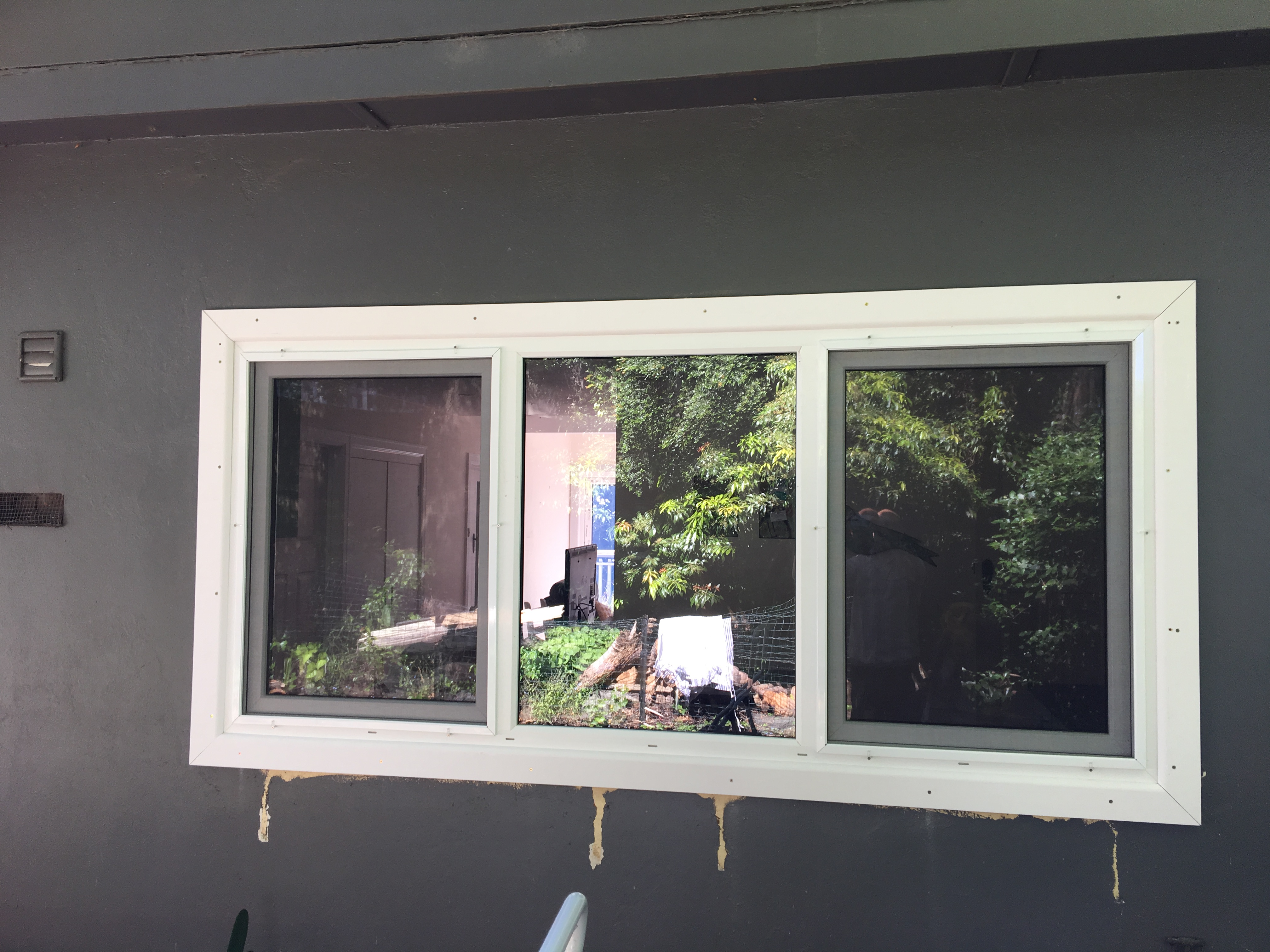 Installation of double glazing windows in Sassafras, Victoria, Australia