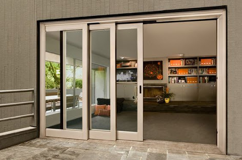 Stacking door & Double Glazed Stacking Doors Melbourne | Euro UPVC Windows