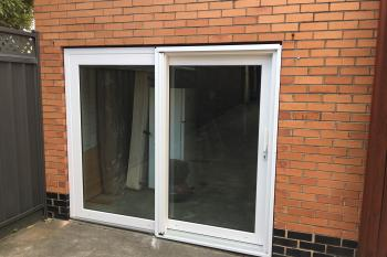 Lift and Slide door installation in Cheltenham, Melbourne