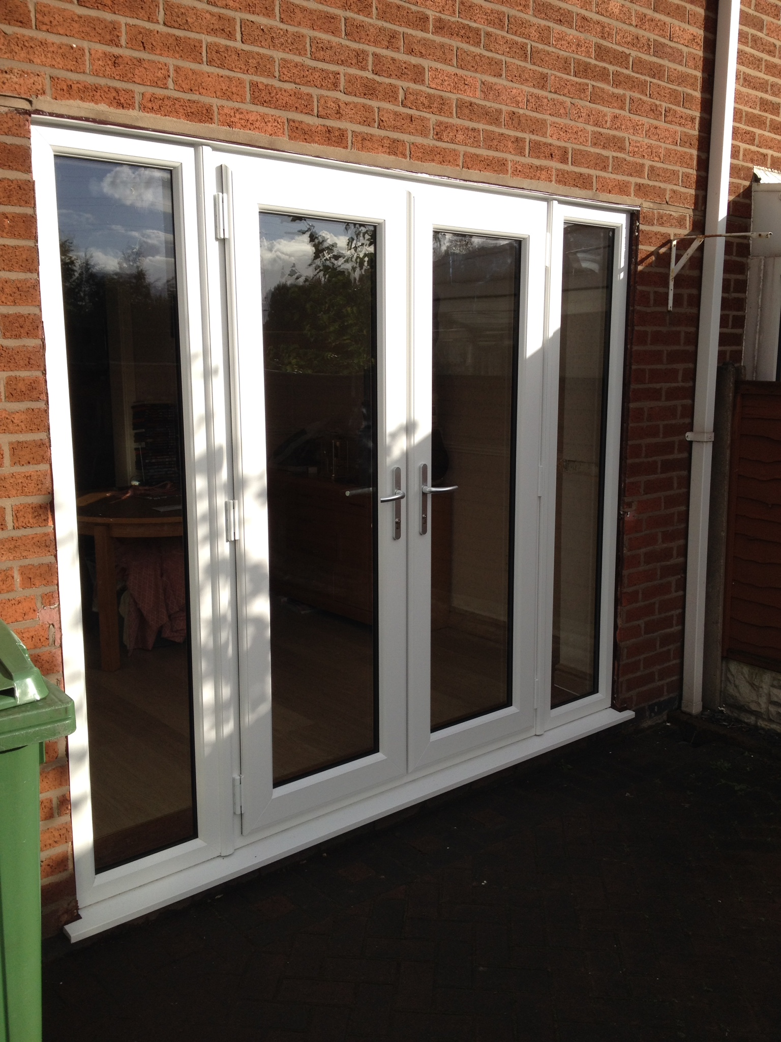 Double Glazed French Doors Melbourne Euro Upvc Windows